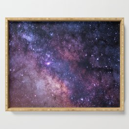 Celestial River Serving Tray