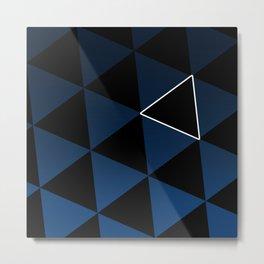 The odd triangle Metal Print