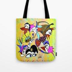 Wide Awaken Tote Bag