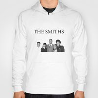 smiths Hoodies featuring The Smiths II by omiliano