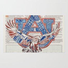 War Eagle Rug