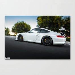 Porsche Carrera 911 Canvas Print