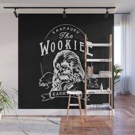 The Wookiee Wall Mural