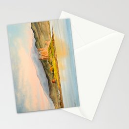 Eilean Donan Castle Scotland Stationery Cards