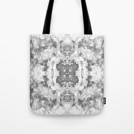 Abstract 20 Gray Tote Bag