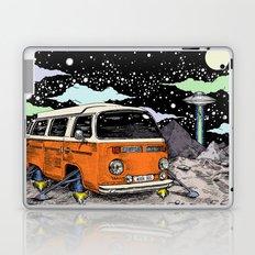 Moon Ride Color Laptop & iPad Skin