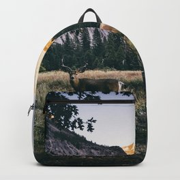 Yosemite Valley Buck Backpack