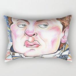 Jack Eichel #15 Buffalo Rectangular Pillow