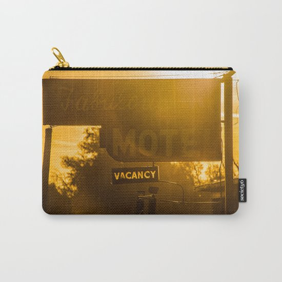 Fabulous Motel Carry-All Pouch