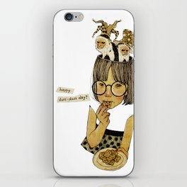 Happy April 1 st! iPhone Skin