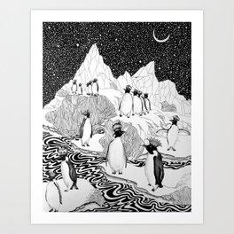 Too Many Kings Art Print