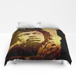 VOODOO CHILD Comforters