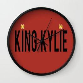 KING KYLIE - 22 Wall Clock