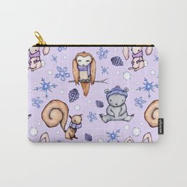 Blizzard Blues IV Carry-All Pouch