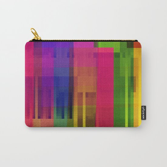 pushin' color Carry-All Pouch