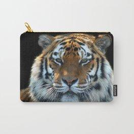 Sumatran Tiger - Panthera Tigris Sumatrae Carry-All Pouch