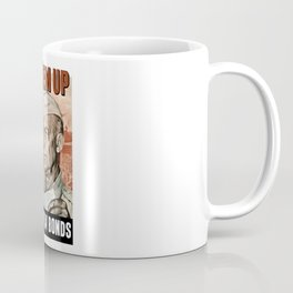 Back 'Em Up -- General Eisenhower Coffee Mug