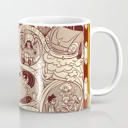 HP Inspired Chamber of Secrets Coffee Mug