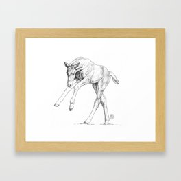 Dalton Framed Art Print