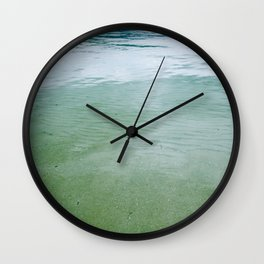 green 102 Wall Clock