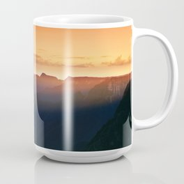 Monte Negro Canyon Coffee Mug