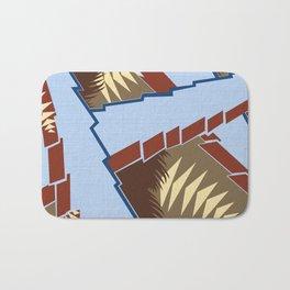 AGONDA Art Deco Modern: BIG SKY RANCH Bath Mat