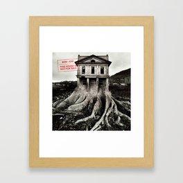 bon jovi tour 2017 jf1 Framed Art Print