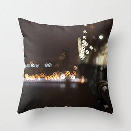 A Division Throw Pillow