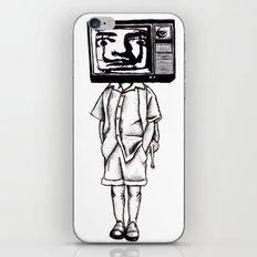 Dali's kid.  iPhone & iPod Skin