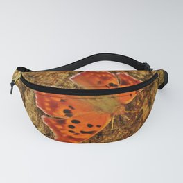 Eastern Comma Fanny Pack