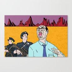 COBRADRELLA- Le Septième Jour/The Seventh Day Canvas Print