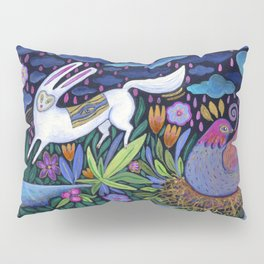 Frolic in the Forest Pillow Sham