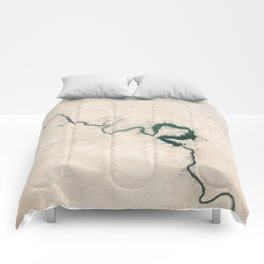 Trace nature Comforters