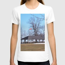 Shelter by the Lake T-shirt