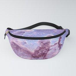 Subtle Space : Pillars of Creation Nebula Fanny Pack