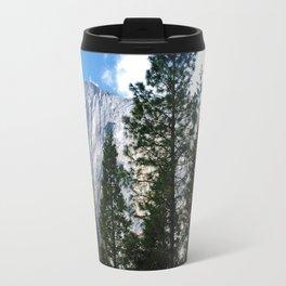 El Capitan - Yosemite National Park Travel Mug
