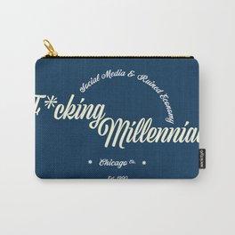 F*cking Millennials Carry-All Pouch