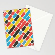 Colorful Trend Pattern Stationery Cards