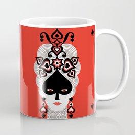 The Queen of spades Coffee Mug