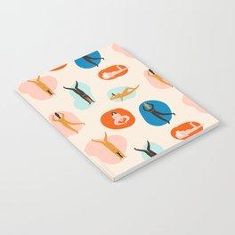 Hey, girls! Notebook