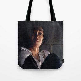 Sasha In Her Final Resting Place - The Walking Dead Tote Bag