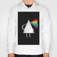 dark side of the moon Hoodies featuring dark side of the moon by Iotara