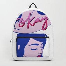 OKAY GIRL Backpack