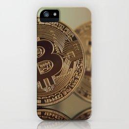 Bitcoin 13 iPhone Case