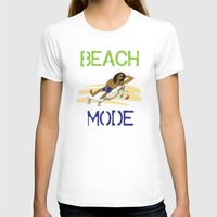 depeche mode T-shirts featuring Beach Mode by Shimeez