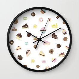 sweets & treats Wall Clock