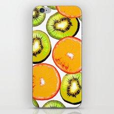 SUMMER FRESHNESS iPhone & iPod Skin
