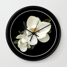 PURITY OF SPRING Wall Clock