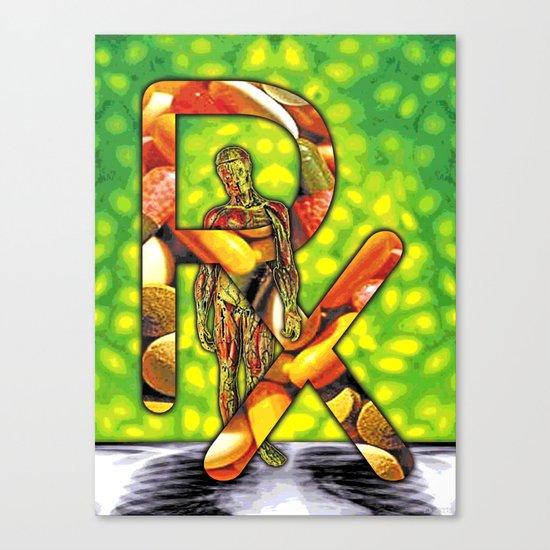 APOTHECARY Canvas Print