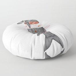 Sashimi I Floor Pillow